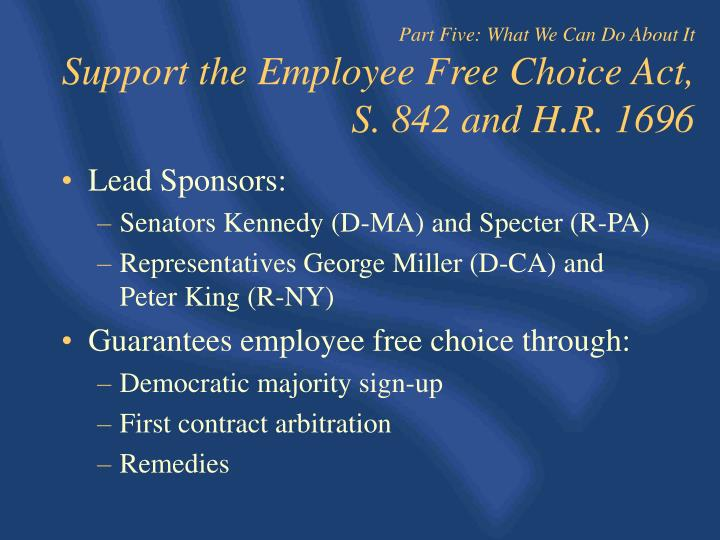 Lead Sponsors: