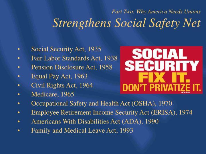 Social Security Act, 1935