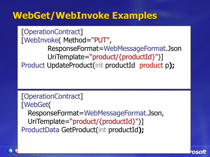 WebGet/