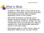 what is jboss