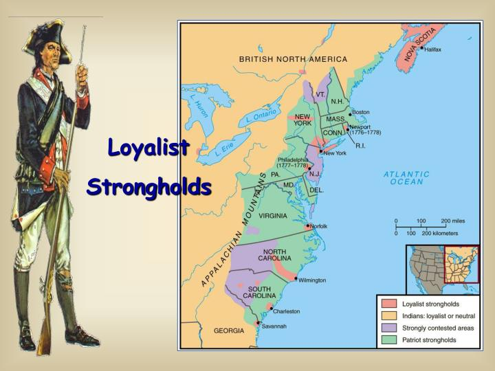 a loyalists perspective of the american revolution Both during and after the american revolution, many loyalists left america to live in canada this website from the united empire loyalists' association of canada describes the loyalists who left the american colonies during this period.