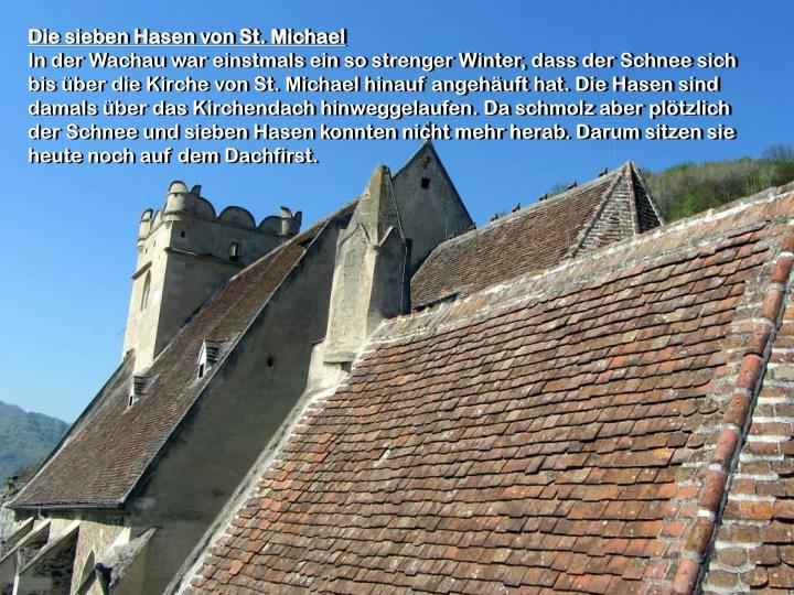 Die sieben Hasen von St. Michael