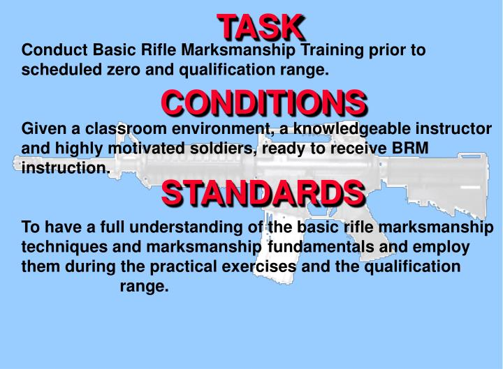 marksmanship essay Shooting sports is a collective group of competitive and recreational sporting activities involving proficiency tests of accuracy, precision and speed in using various types of ranged weapons, mainly referring to man-portable guns (firearms and airguns, in forms such as handguns, rifles and shotguns) and bows/crossbows.