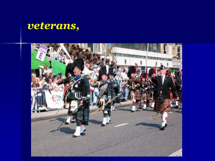 veterans,