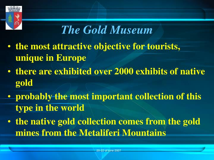 The Gold Museum