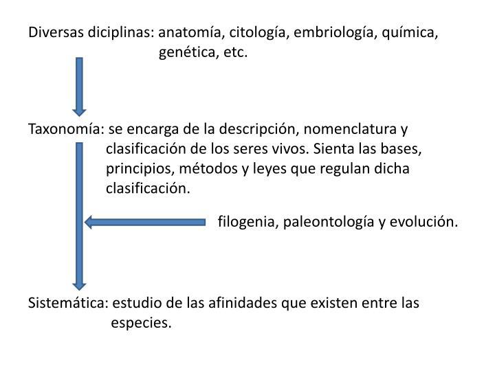 PPT - Conceptos generales sobre Taxonomía PowerPoint Presentation ...