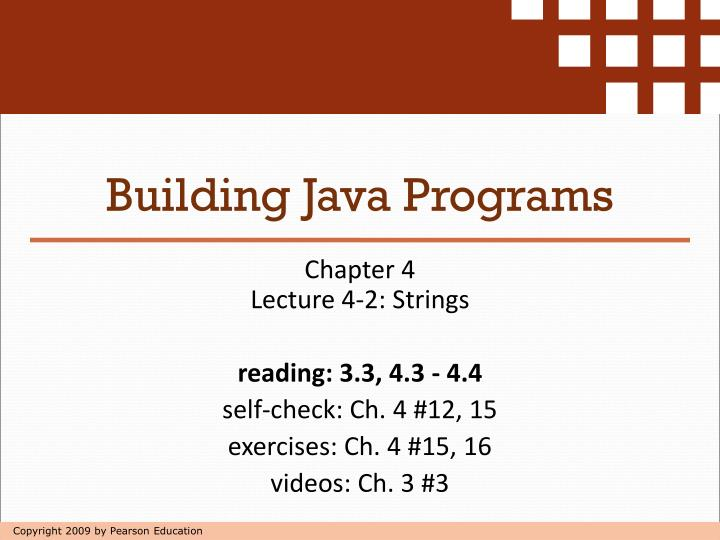 building java programs n.