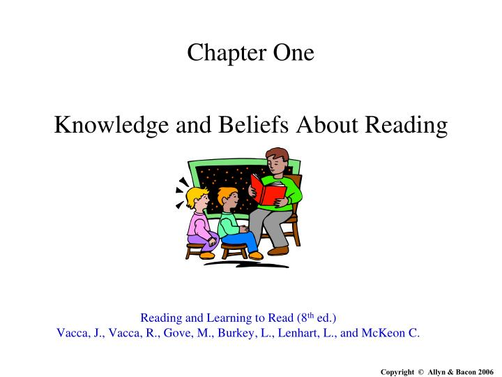 reading and learning to read 8 th ed vacca j vacca r gove m burkey l lenhart l and mckeon c n.