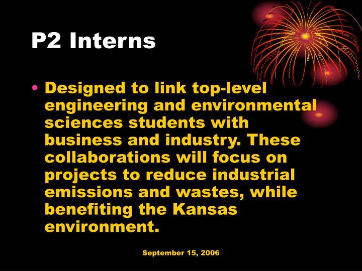 P2 interns1