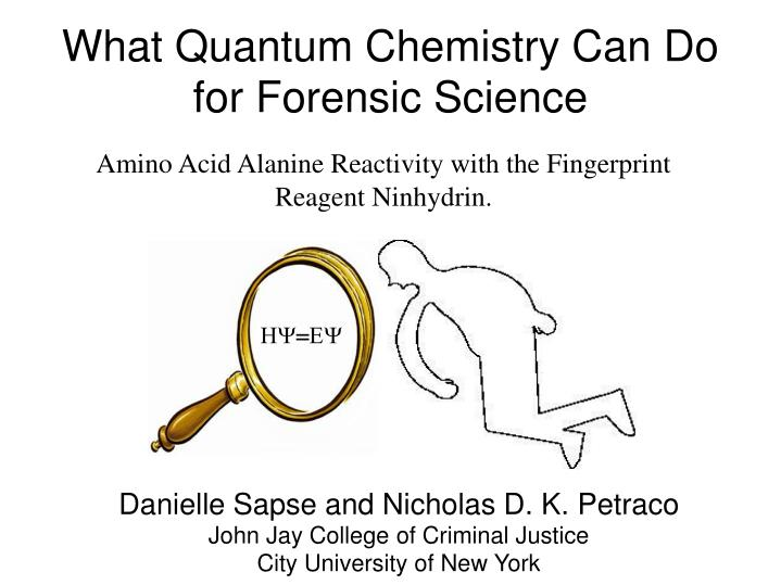 forensic science colleges in new york
