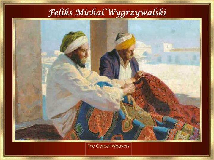 The Carpet Weavers