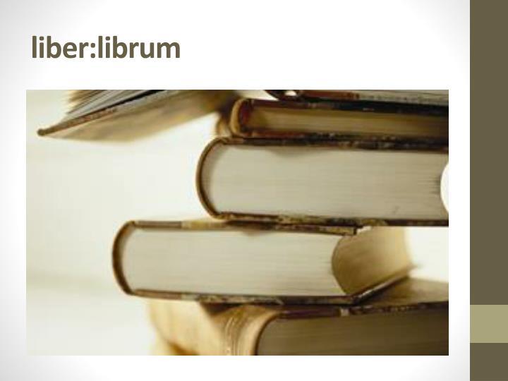 liber:librum
