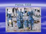 perice 1958