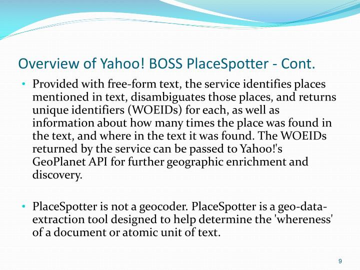 PPT - An Introduction of GIS Open Data Source PowerPoint