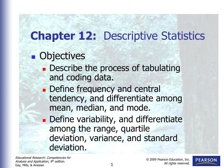 chapter 3 thesis descriptive method chapter 3 research methodology this chapter presents the methodologies and procedures applied for this study, together with the procedures and methods used in gathering data as well as the statistical tools used in the analysis and interpretation of the findings of the study.