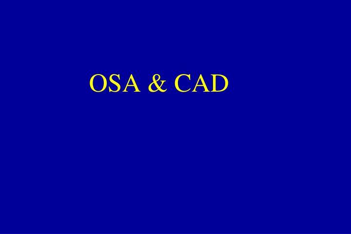 OSA & CAD