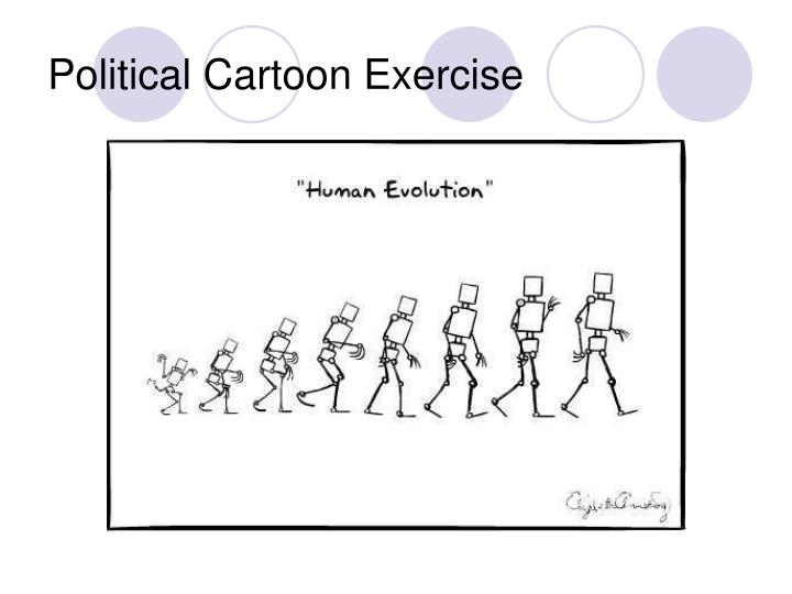 Political Cartoon Exercise