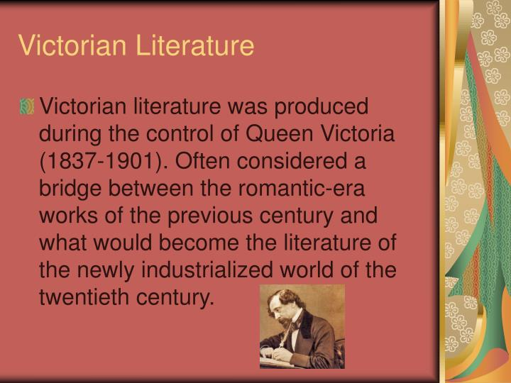 victorian age and literature Critical literary analysis read critically and analyze literature of britain's victorian period (1832 to 1900) literary contexts accurately characterize historical.