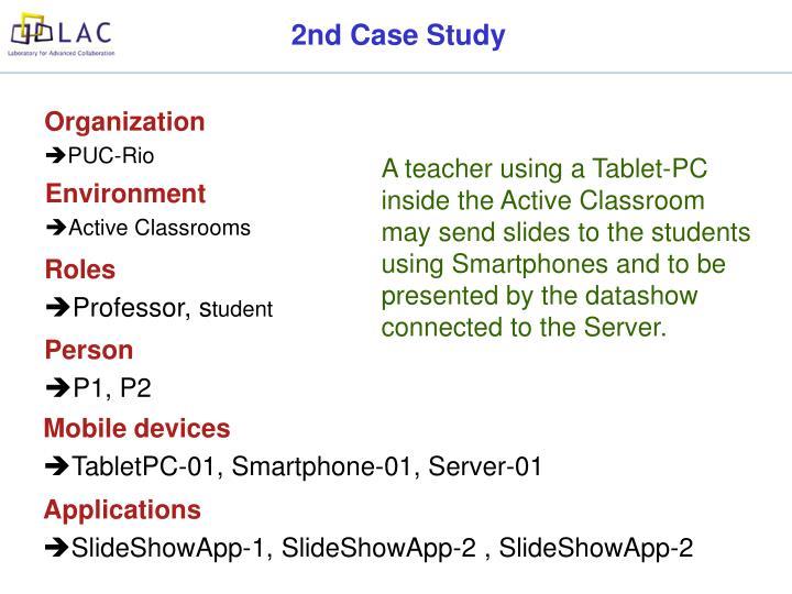 2nd Case Study