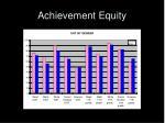 achievement equity5
