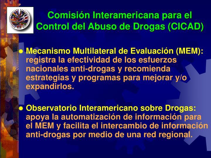 Comisión Interamericana para el