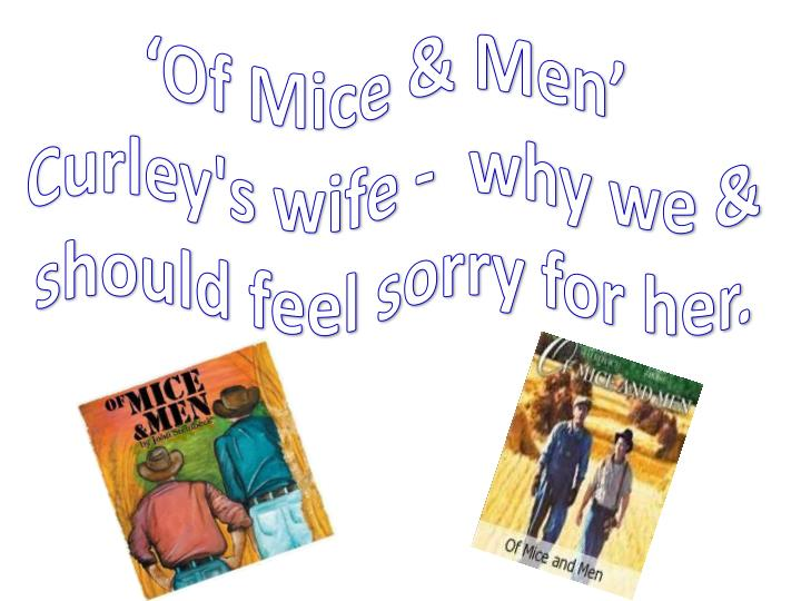of mice and men compared to