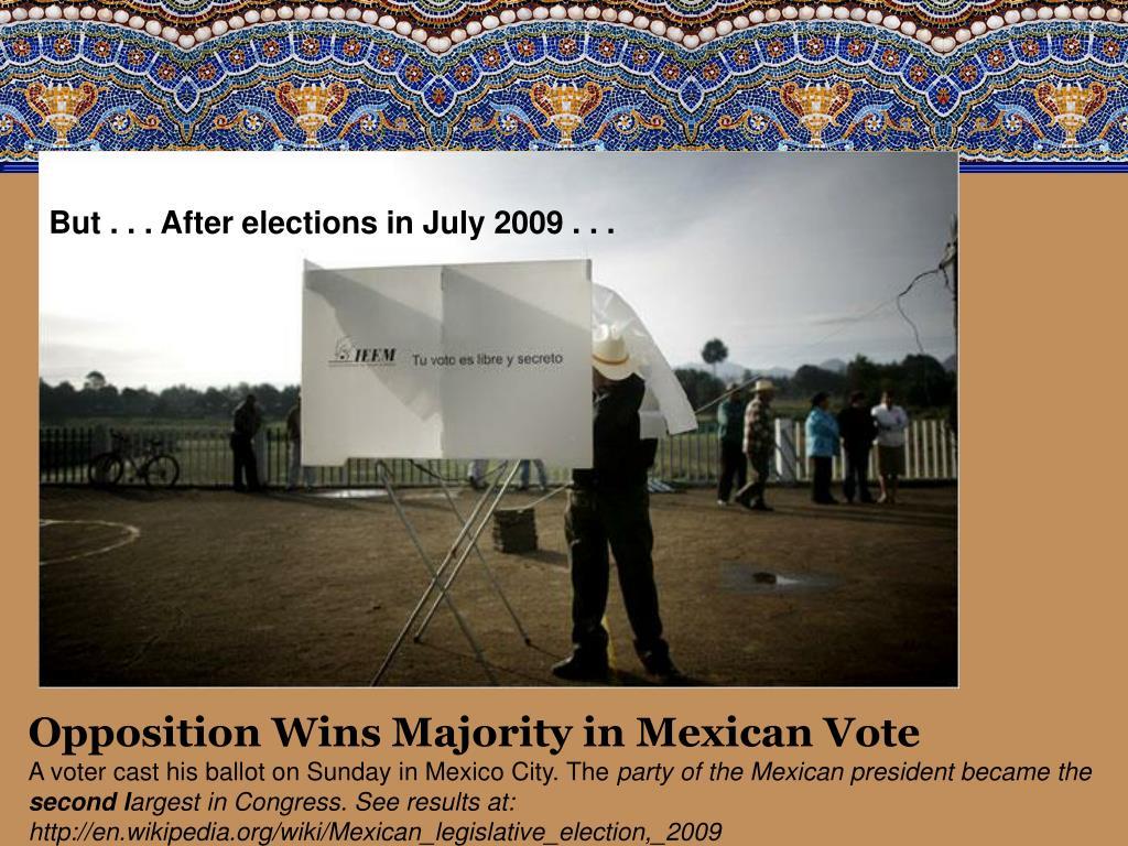 PPT - Estados Unidos Mexicanos AP Comp Government 2013