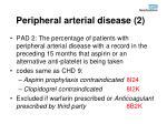 peripheral arterial disease 2