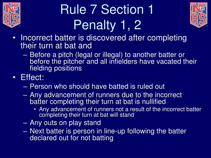 Rule 7 Section 1