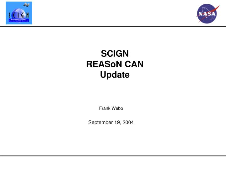 scign reason can update n.