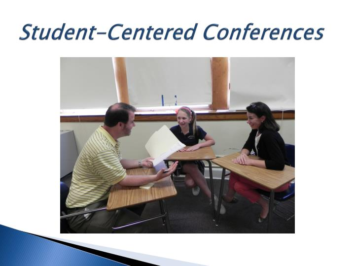 Student-Centered Conferences