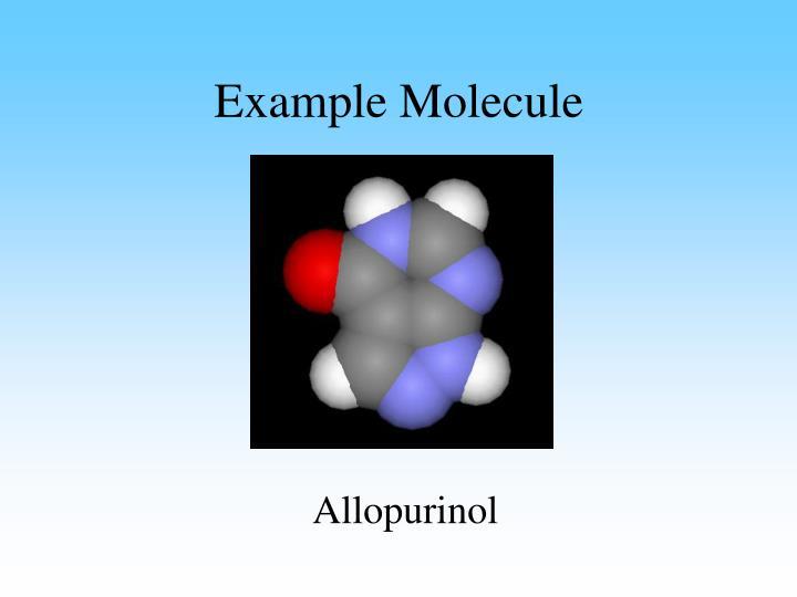 Example Molecule