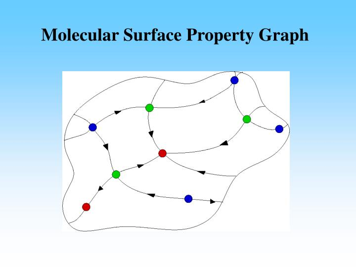 Molecular Surface Property Graph