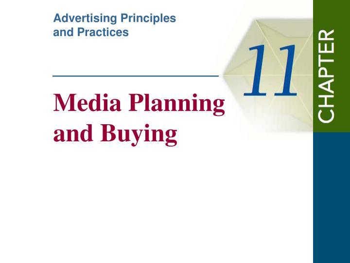 Advertising Principles