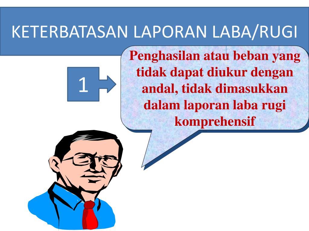 Ppt Laporan Laba Rugi Komprehensif Dan Laporan Perubahan Ekuitas Powerpoint Presentation Id 6954186