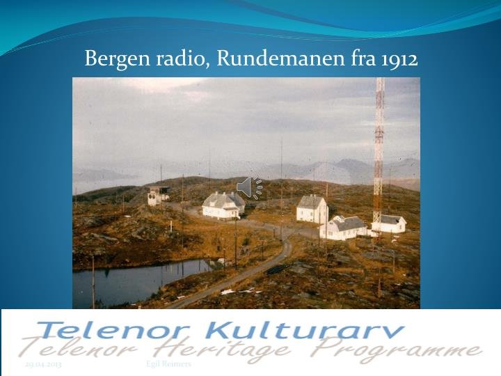 Bergen radio,