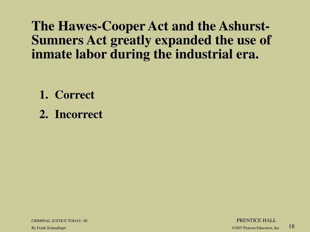 Ashurst–Sumners Act