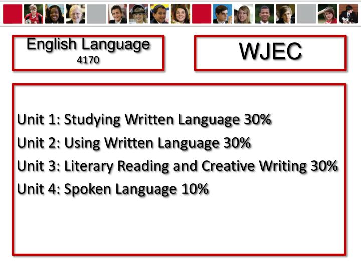 English language 4170