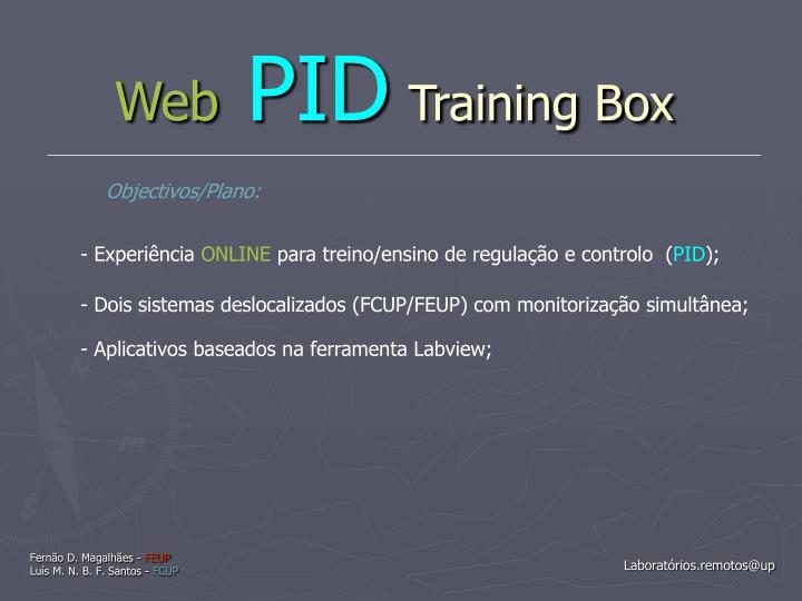Web pid training box1