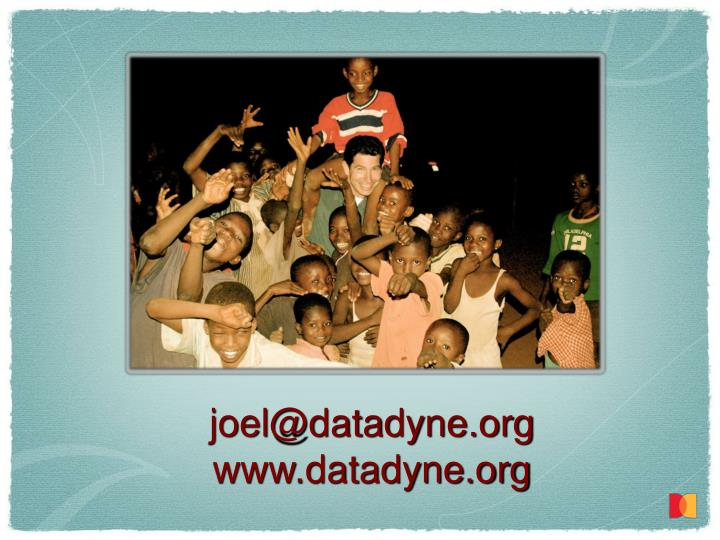 joel@datadyne.org