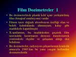 film dozimetreler 1
