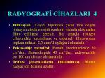 radyograf c hazlari 4