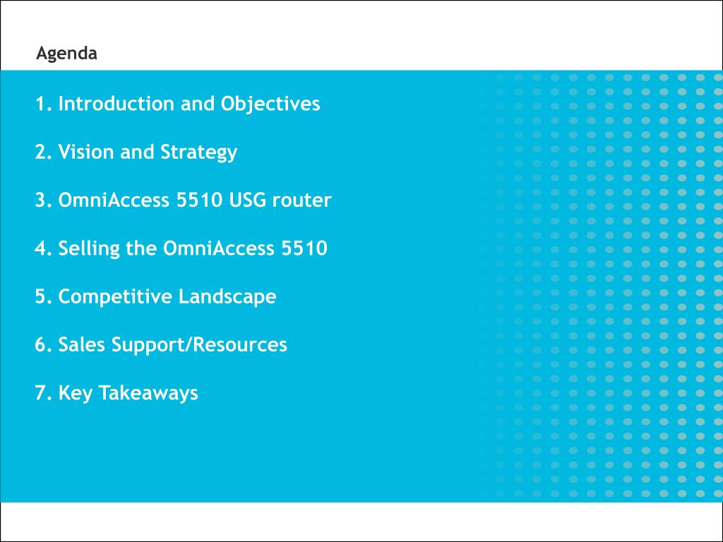 PPT - OmniAccess 5510 USG Router PowerPoint Presentation - ID:6956080