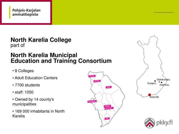 North Karelia College