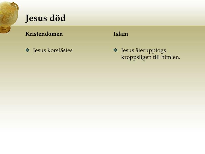 Jesus d d