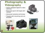 photography v ideography