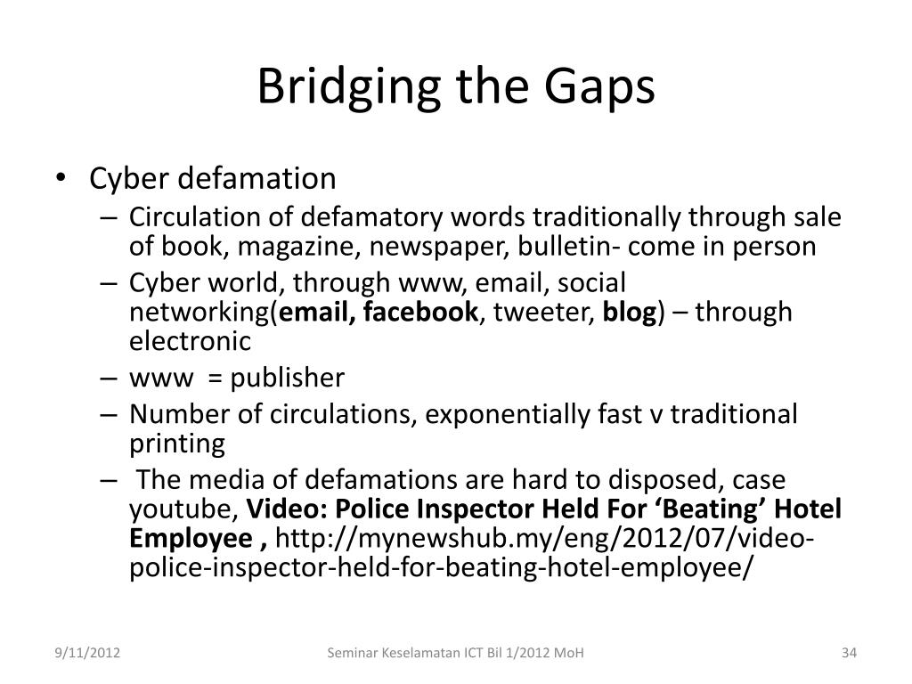 PPT - Cyber Law Bridging the Conventional and Cyber Juris