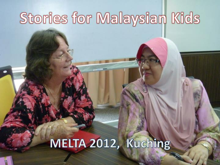Stories for malaysian kids