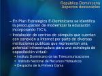 rep blica dominicana aspectos destacables1