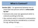 what is contract